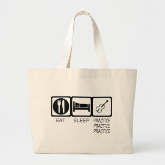 EAT SLEEP37 LARGE TOTE BAG