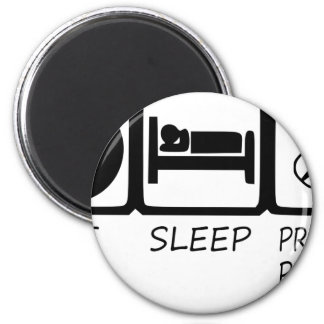 EAT SLEEP37 MAGNET