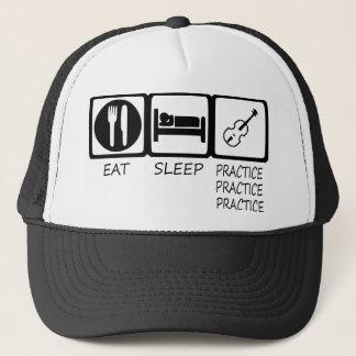 EAT SLEEP37 TRUCKER HAT