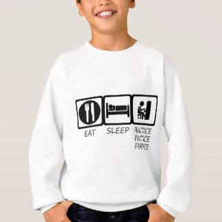 EAT SLEEP39 SWEATSHIRT