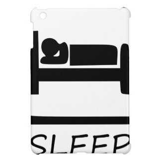 EAT SLEEP3 iPad MINI CASE