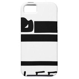 EAT SLEEP3 iPhone 5 CASE