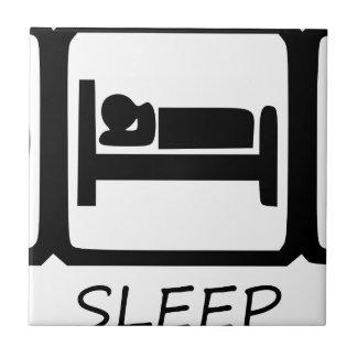 EAT SLEEP3 TILE