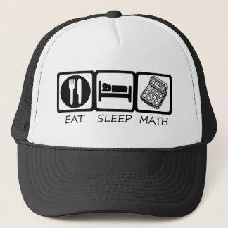 EAT SLEEP3 TRUCKER HAT