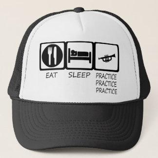 EAT SLEEP41 TRUCKER HAT