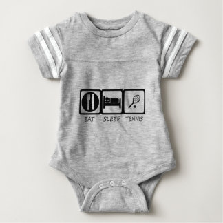 EAT SLEEP43 BABY BODYSUIT