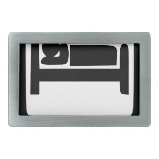 EAT SLEEP43 BELT BUCKLES