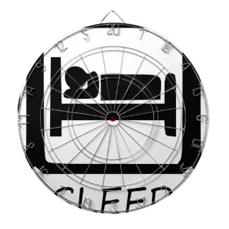 EAT SLEEP9 DARTBOARD