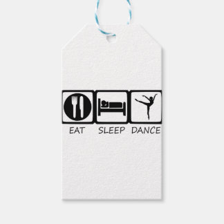 EAT SLEEP9 GIFT TAGS