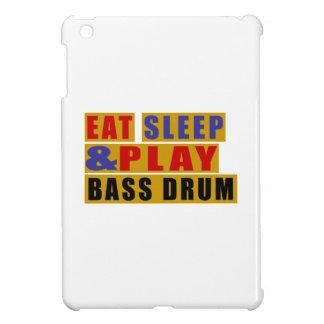 Eat Sleep And Play BASS DRUM iPad Mini Cover