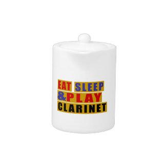 Eat Sleep And Play CLARINET