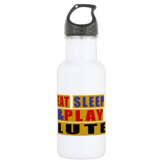 Eat Sleep And Play LUTE 532 Ml Water Bottle
