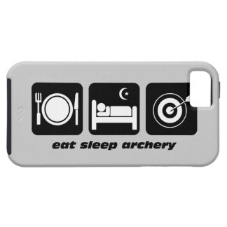 eat sleep archery case for the iPhone 5