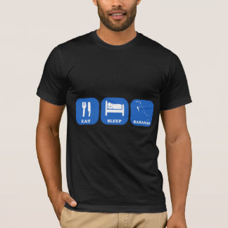 Eat Sleep Bahamas T-Shirt