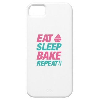 Eat Sleep Bake Repeat Case For The iPhone 5