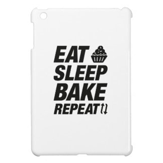 Eat Sleep Bake Repeat iPad Mini Cover