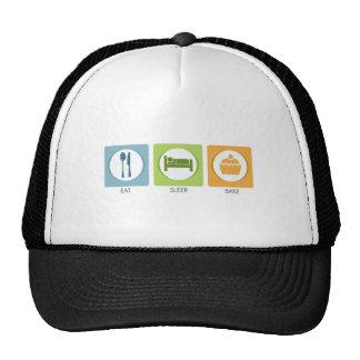 Eat Sleep Bake! Trucker Hat
