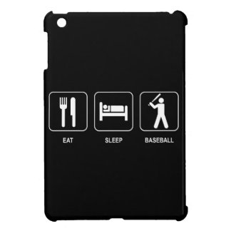 Eat Sleep Baseball iPad Mini Case