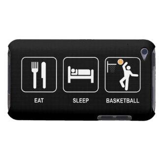 Eat Sleep Basketball Barely There iPod Case