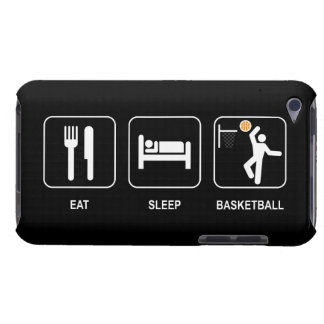 Eat Sleep Basketball Barely There iPod Case
