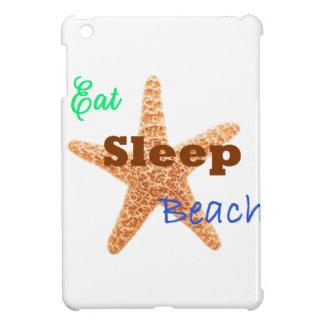 Eat Sleep Beach - ipad mini case