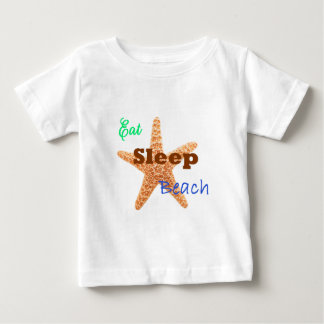 Eat Sleep Beach - Kids T-shirt
