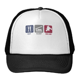 Eat Sleep BigAir Quads Hat