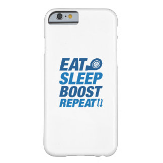 Eat Sleep Boost Repeat Barely There iPhone 6 Case