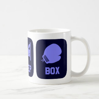 Eat Sleep Box Coffee Mug