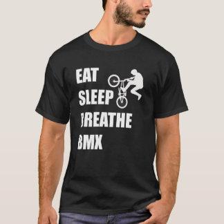 Eat Sleep Breathe BMX T-Shirt