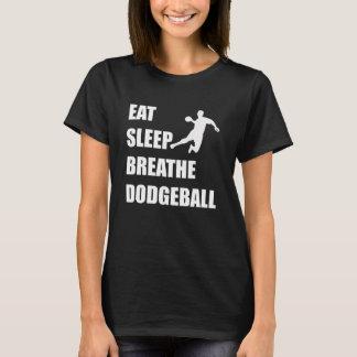 Eat Sleep Breathe Dodgeball T-Shirt