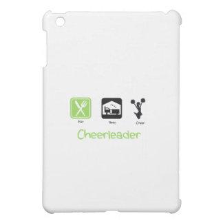 eat sleep cheer iPad mini covers