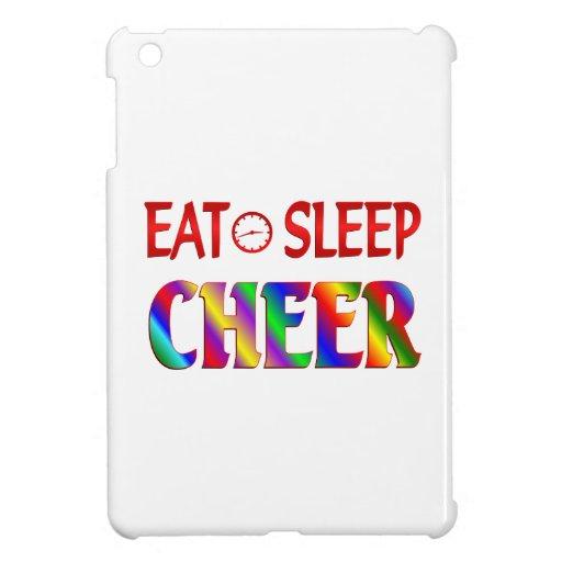 Eat Sleep Cheer iPad Mini Cases