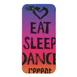 Eat, Sleep, Dance iPhone Case iPhone 5/5S Covers