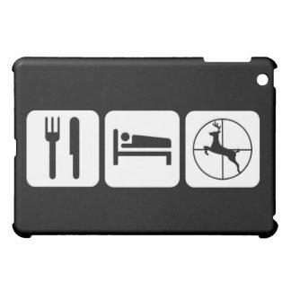 Eat Sleep Deer Hunt iPad Mini Cases