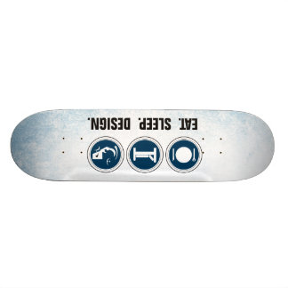 Eat Sleep Design Skateboard Decks