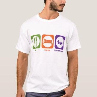 Eat Sleep Direct Funerals T-Shirt