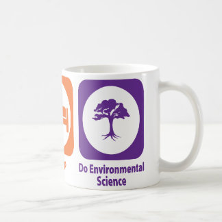 Eat Sleep Do Environmental Science Coffee Mug