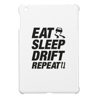 Eat Sleep Drift Repeat iPad Mini Case