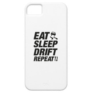 Eat Sleep Drift Repeat iPhone 5 Cover