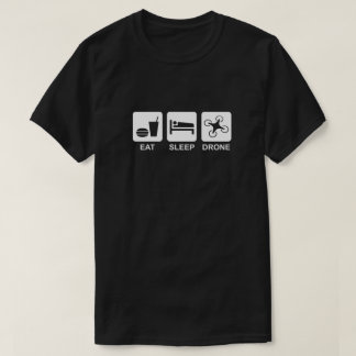 Eat Sleep Drone T-Shirt