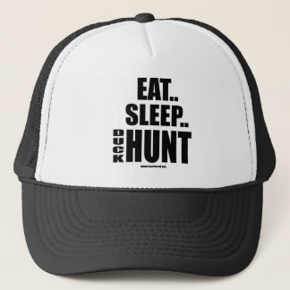 Eat,Sleep...Duck Hunt Trucker Hat
