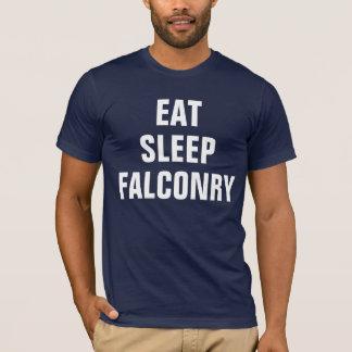 Eat sleep Falconry T-Shirt