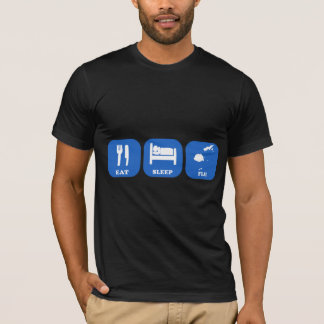 Eat Sleep Fiji T-Shirt
