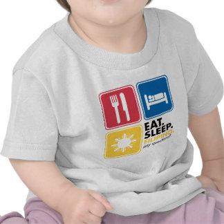 Eat Sleep Filipino Shirt