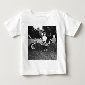 Eat Sleep Fish Baby T-Shirt
