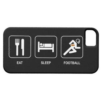 Eat Sleep Football Case For The iPhone 5