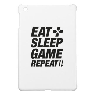 Eat Sleep Game Repeat Case For The iPad Mini