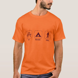 Eat. Sleep. Hike. T-Shirt