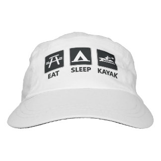 Eat Sleep Kayak Hat